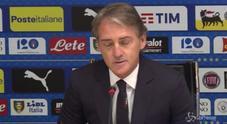 """Nazionale, Mancini: """"Riportare l'Italia in alto"""""""