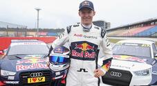 Wrx, Audi ancora a fianco di Ekström che vuole vincere anche il DTM