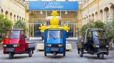 EuroApe 2019, il grande raduno colora Pontedera. Piaggio festeggia il 50° compleanno di Ape 50