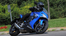 Suzuki GSX-S 1000 F, una vera sportiva vestita come la superbike ma molto più comoda