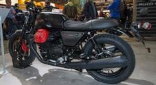 Moto Guzzi V7 III Carbon, arriva l'affascinante modern-classic che celebra l'arte della customizzazione