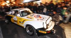 Tragedia alla Targa Florio, morti in un incidente un pilota ed un commissario di gara