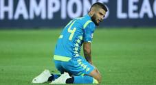 Il Napoli si è bloccato: un gol in tre partite, al Marakana manca il jolly