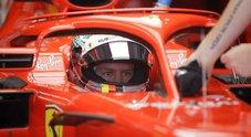F1, le immagini più spettacolari del Gp di Russia