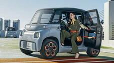 Arriva Ami, Citroen rivoluziona la mobilità urbana. Quadriciclo dai 14 anni in su con autonomia fino a 75 km