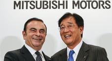 Nissan compra il 34% Mitsubishi, l'Allenza entra nel podio mondiale