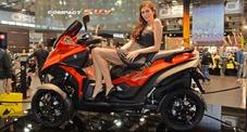 Milano, iniziata Eicma: il più grande salone delle moto attende oltre 600 mila visitatori