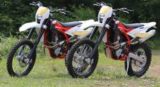 SWM RS500R e RS300R, le due nuove monocilindriche tassellate puntano su agilità e divertimento