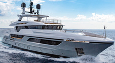 Baglietto, al via il terzo yacht della famiglia T-Line. Cambiano motori e allestimenti, restano lusso e prestazioni