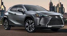 Lexus UX, il crossover compatto per conquistare l'Europa: tanta sicurezza e nuovo ibrido