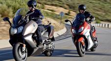 BMW C 650 Sport e GT: la casa di Monaco rinnova i suoi maxi-scooter