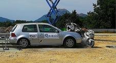 Sicurezza motociclisti: al centro prove AISICO riuniti i massimi esperti del settore
