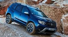 Nuova Dacia Duster, spavalda in fuoristrada grazie a trazione integrale, hill descent control e telecamere