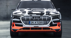 Audi e-tron, ecco il concept che ha stupito a Ginevra