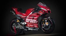 Ducati, ecco la nuova Desmosedici per la MotoGP 2019
