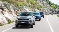 Jeep al top in fuoristrada con versioni Trailhawk. Al debutto la nuova Cherokee