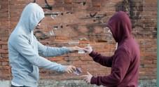 Market di droga all'aperto: arrestati  sette immigrati richiedenti asilo