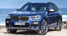 BMW X3, l'eccellenza griffata Suv. Più grande del precedente offre comfort, spazio e prestazioni da primato