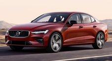 Sicurezza sulle strade, dal 2020 la velocità su tutte le Volvo autolimitata a 180 km/h