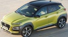 Hyundai, si allarga la famiglia dei Suv: arriva Kona, piccola e multimediale