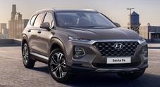 Hyundai Santa Fe, la 4^ generazione sotto i riflettori di Ginevra. Design evoluto e ambizioni premium