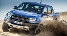 Ford Ranger Raptor, il deserto è la sua casa