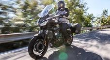 Yamaha, la gamma Sport Touring sempre più completa: dalla Tracer alla FJR