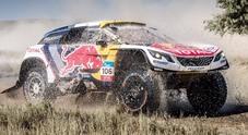 Silk Rally entra in Cina: due Peugeot sul podio, Leob resta in testa alla generale