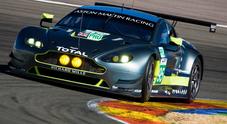 Quattro Aston Martin al via a Le Mans, tre debuttanti fra i 12 piloti della Vantage GTE