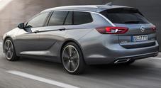 Insignia Sports Tourer, l'ammiraglia familiare di Opel guadagna centimetri e tecnologia