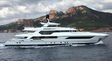 Baglietto, mega yacht 48m T-Line ammiraglia del Salone. Gavino: «A Genova testimoniamo l'unità del comparto»