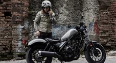 CMX 500 Rebel, la bobber Honda debutta al Long Beach Motorcycle Show