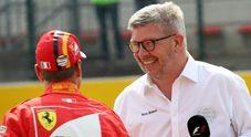 F1, Brawn: «Non vogliamo perdere la Ferrari ma ogni collaborazione ha dei limiti»
