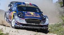 In Portogallo Ogier (Ford) torna alla vittoria e allunga nella generale. Neuville (Hyundai) chiude al 2° posto