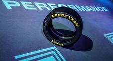 Goodyear, fornitore del campionato Pure ETCR. Gli pneumatici per campionato turismo elettrico