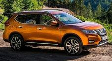 Nissan amplia gamma X-Trail con 2 nuovi motori Euro 6d Temp: diesel 1,7 litri e benzina da 1,3