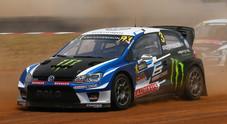 WRX, in Sud Africa il settimo sigillo di Kristoffersson (VW Polo). Ekström (Audi S1) chiude 2° nella generale