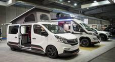 Salone Camper ha preso il via a Parma: 300 espositori e 730 modelli esposti fino al 16 settembre
