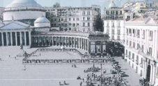 Napoli, lavori in corso al Plebiscito: nuovo tunnel con la mini-talpa
