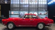 Made in Italy protagonista a Techno Classica di Essen. L'Alfa incanta, Abarth rilancia il mitico kit 595 per la 500