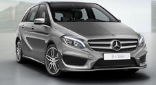 """Mercedes Classe B Next, stile e tecnologia in """"rosa"""" per la nuova serie speciale"""