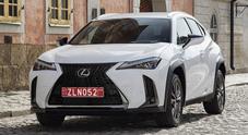 Lexus UX, emozione crossover. Il luxury brand di Toyota festeggia 30 anni lanciando un modello strategico