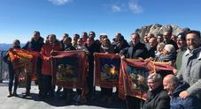 Marmolada, Zaia: «Dobbiamo difendere i confini del Veneto»