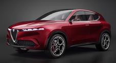 Alfa Romeo, la Tonale in produzione a Pomigliano nella seconda metà del 2021