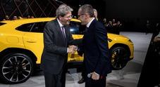 Lamborghini, con la Urus fabbrica raddoppiata: romba la Motor Valley