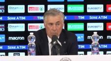 Napoli, Ancelotti: «Non facciamo corse su nessuno, il sogno scudetto lo abbiamo tutti»