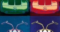 Mercedes, dalla C 111-II alla Vision Avtr