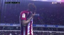 Paura per Fernando Torres, l'incidente choc
