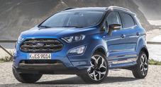 Ford Ecosport, debutta la nuova generazione del Suv compatto: pratica, funzionale e piena di tecnologia