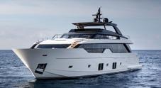 Svolta San Lorenzo: ecco il primo yacht asimmetrico al mondo. Presentato al Palm Beach International Boat Show
